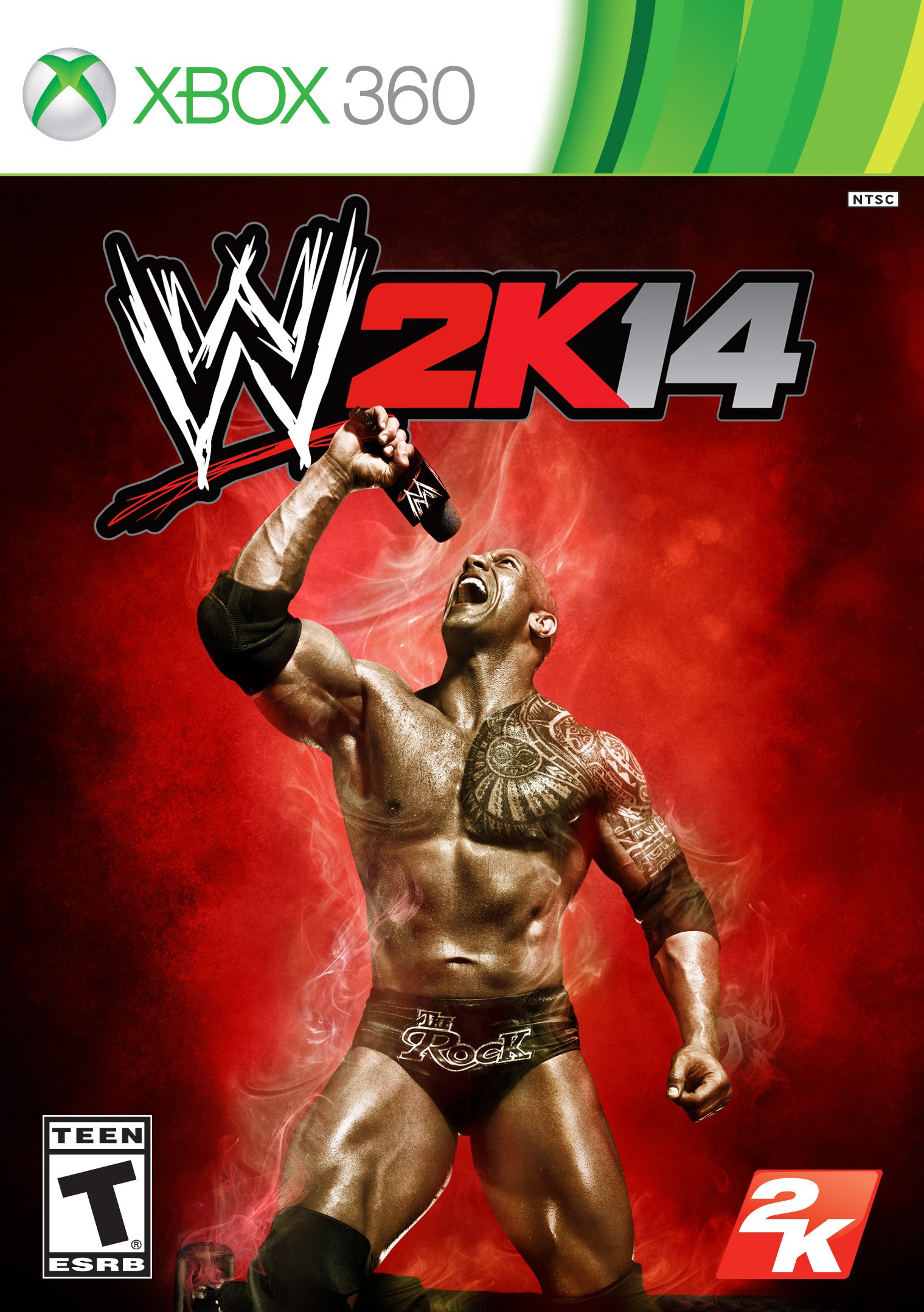 Xbox 360 Video Games New Releases WWE 2K14 Release Date ...