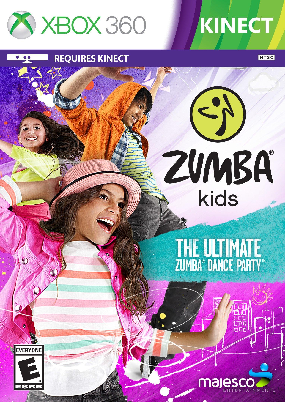 zumba kids release date xbox 360 wii rh gamereleasedates net Zumba Logo Tanya Beardsley Zumba Instructor