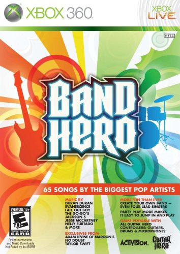 Band Hero featuring Taylor Swift - Stand Alone Software