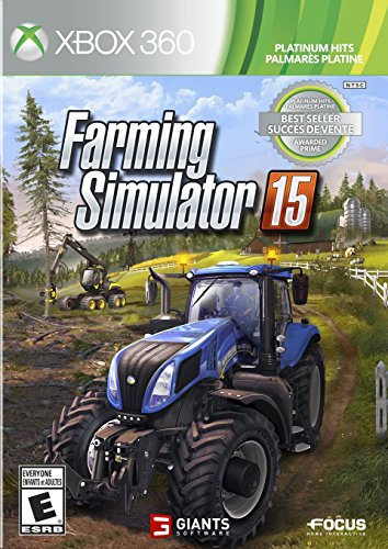 Farming Simulator 15 Platinum Hits