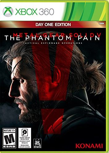 Metal Gear Solid V: The Phantom Pain release date, review