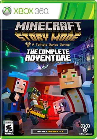 Minecraft: Story Mode - Season Disc