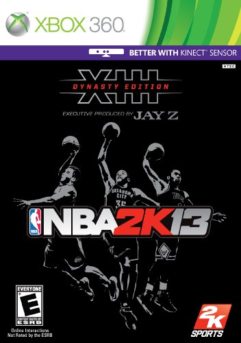NBA 2K13 Dynasty Edition Release Date (Xbox 360, PS3)