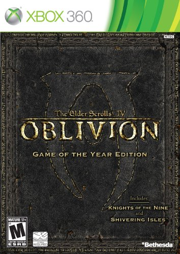 Oblivion Game of the Year Edition