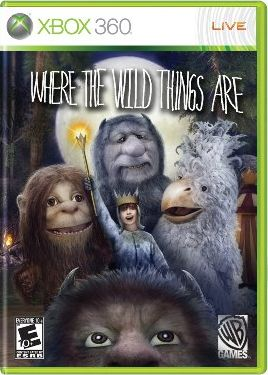 Where the Wild Things Are: The Videogame
