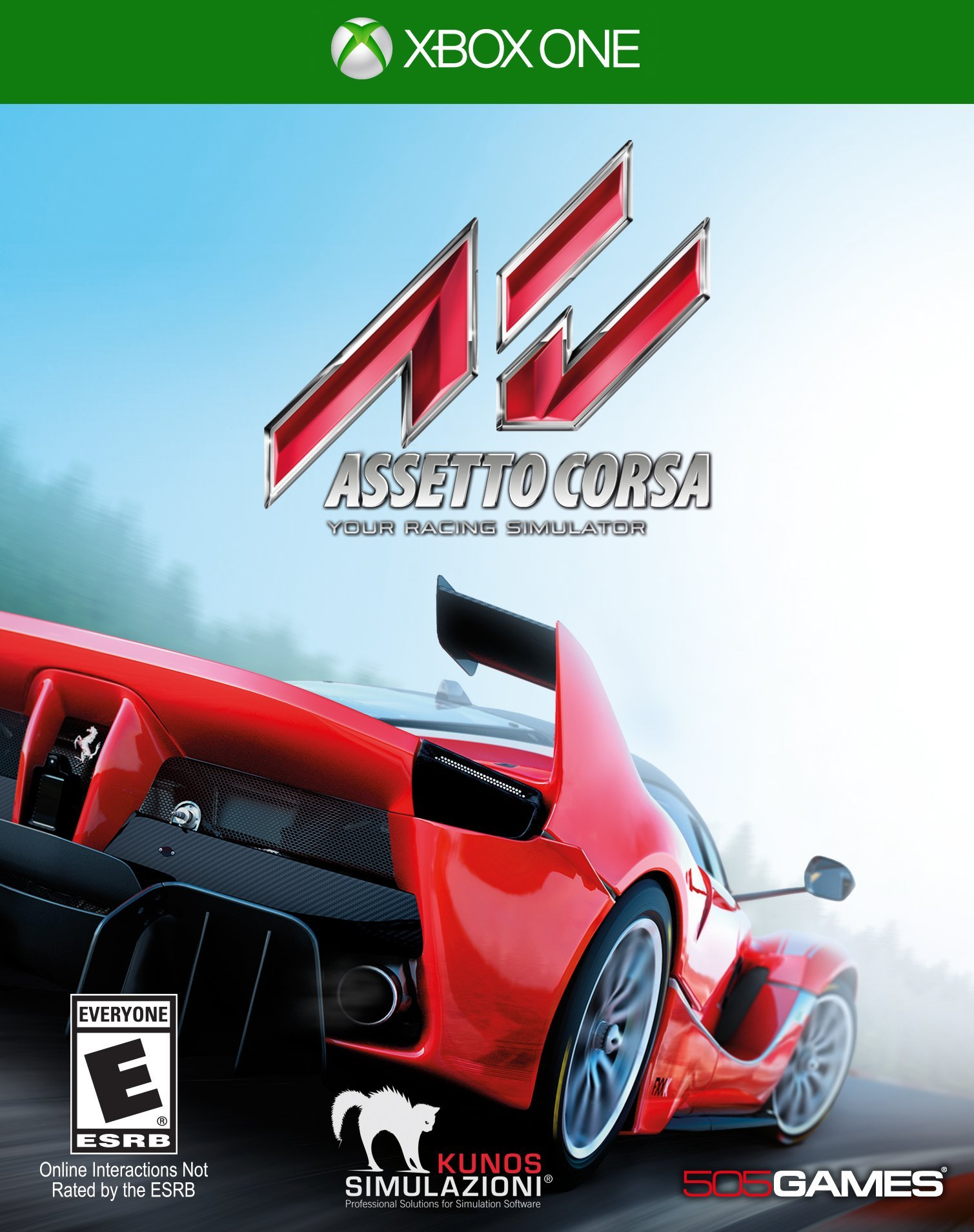 assetto corsa release date xbox one ps4. Black Bedroom Furniture Sets. Home Design Ideas