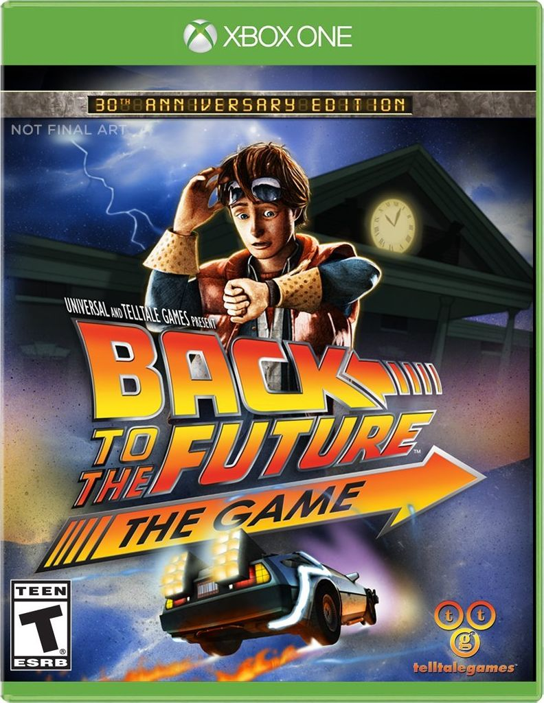 Xbox One Release Games : Back to the future game release date xbox