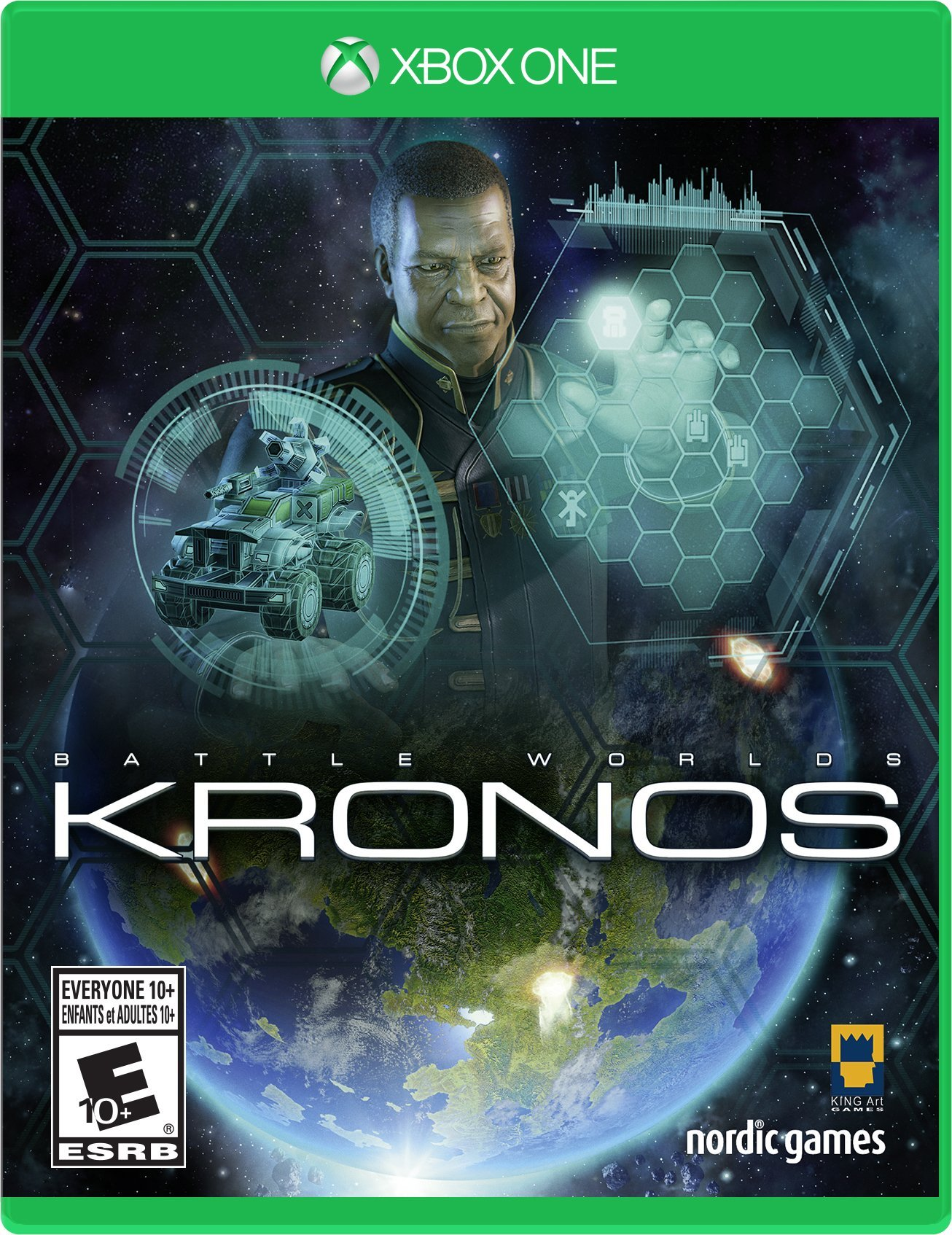 Xbox One Release Games : Battle worlds kronos release date xbox one ps
