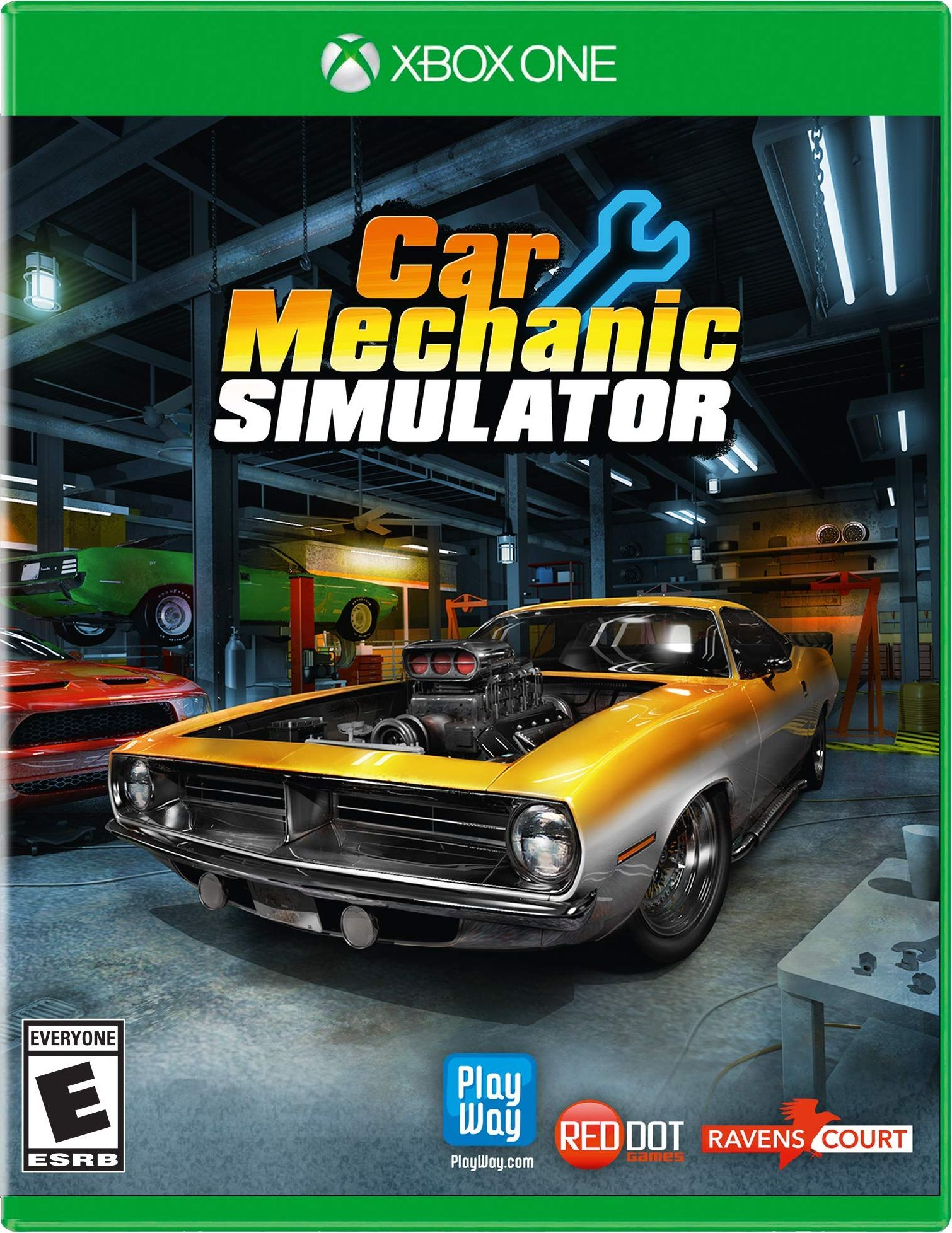 Car Mechanic Simulator Release Date (Xbox One, PS4)