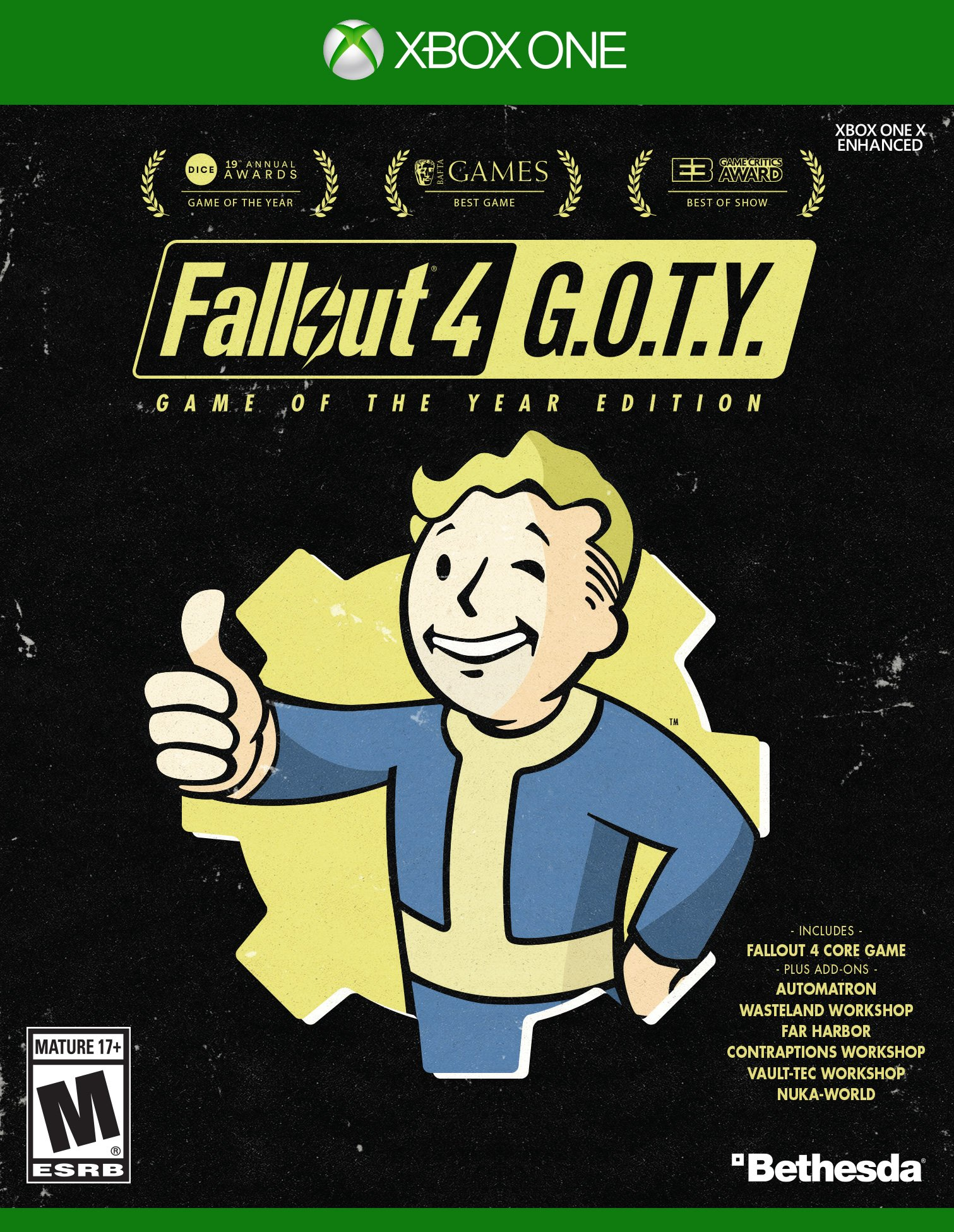 Fallout 4: Game of the Year Edition | PC | CDKeys