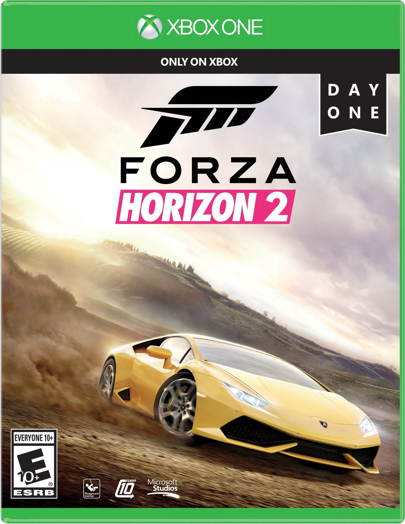 forza horizon 2 release date xbox 360 xbox one. Black Bedroom Furniture Sets. Home Design Ideas