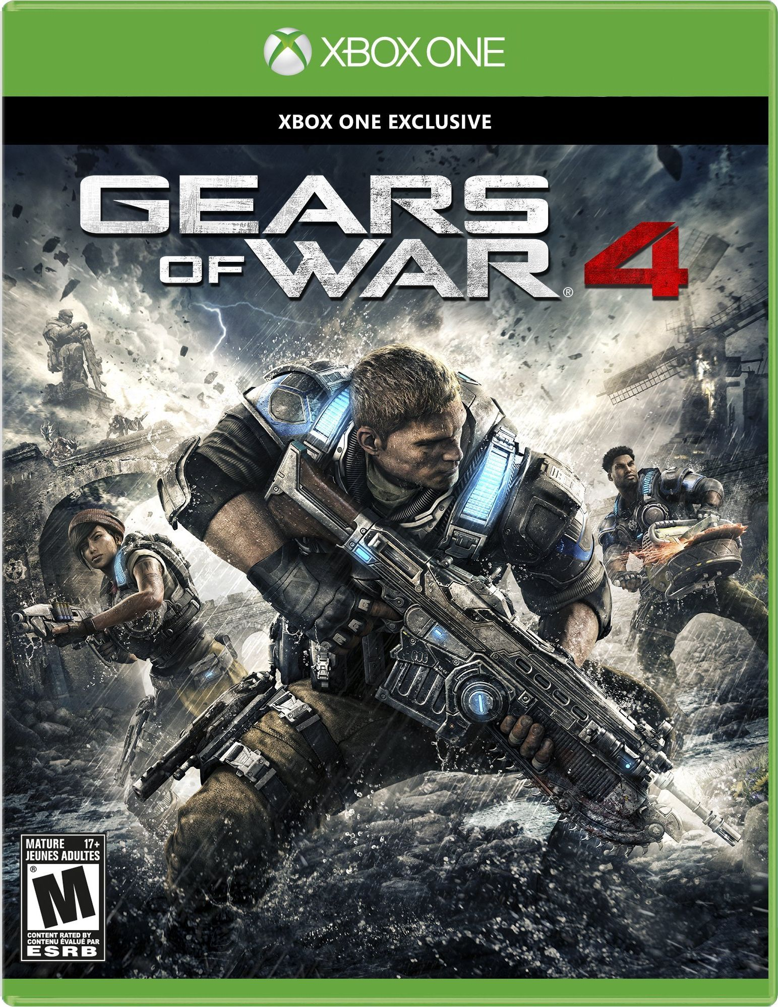 Gears of war release date in Perth