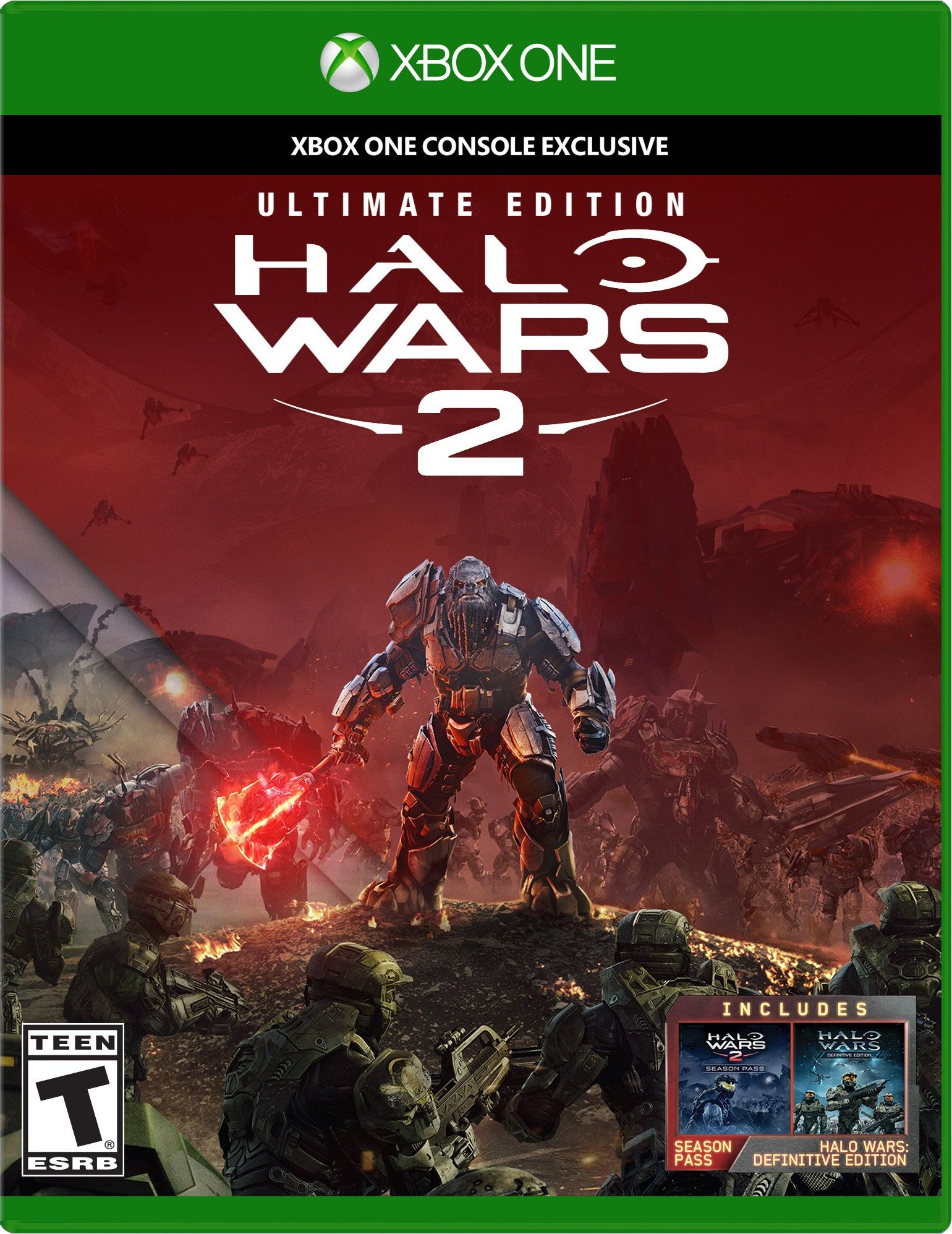 Halo Wars 2 Release Date (PC, Xbox One)