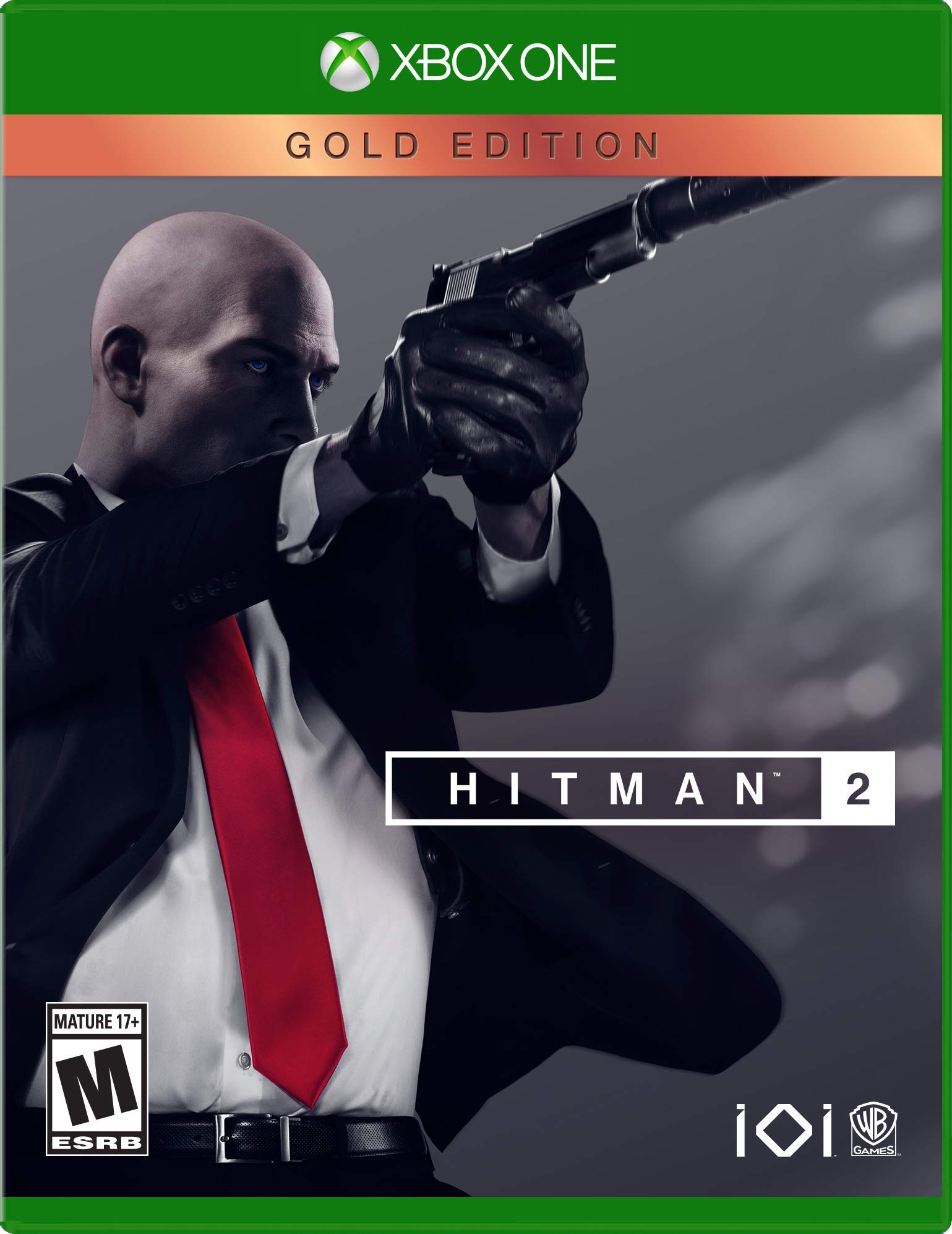 Hitman 2: Gold Edition Release Date (Xbox One, PS4)
