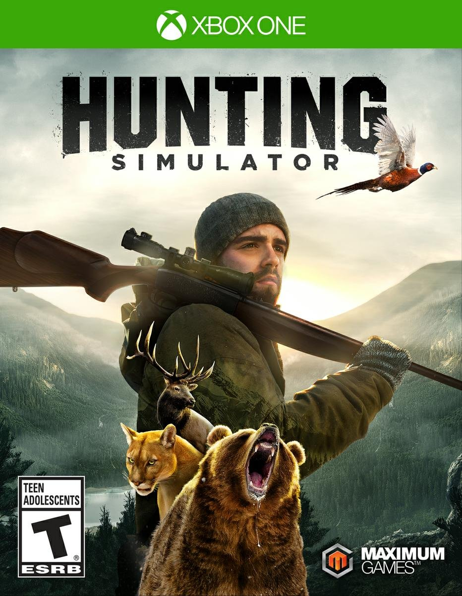 Hunting Games For Xbox 1 : Hunting simulator release date switch xbox one ps