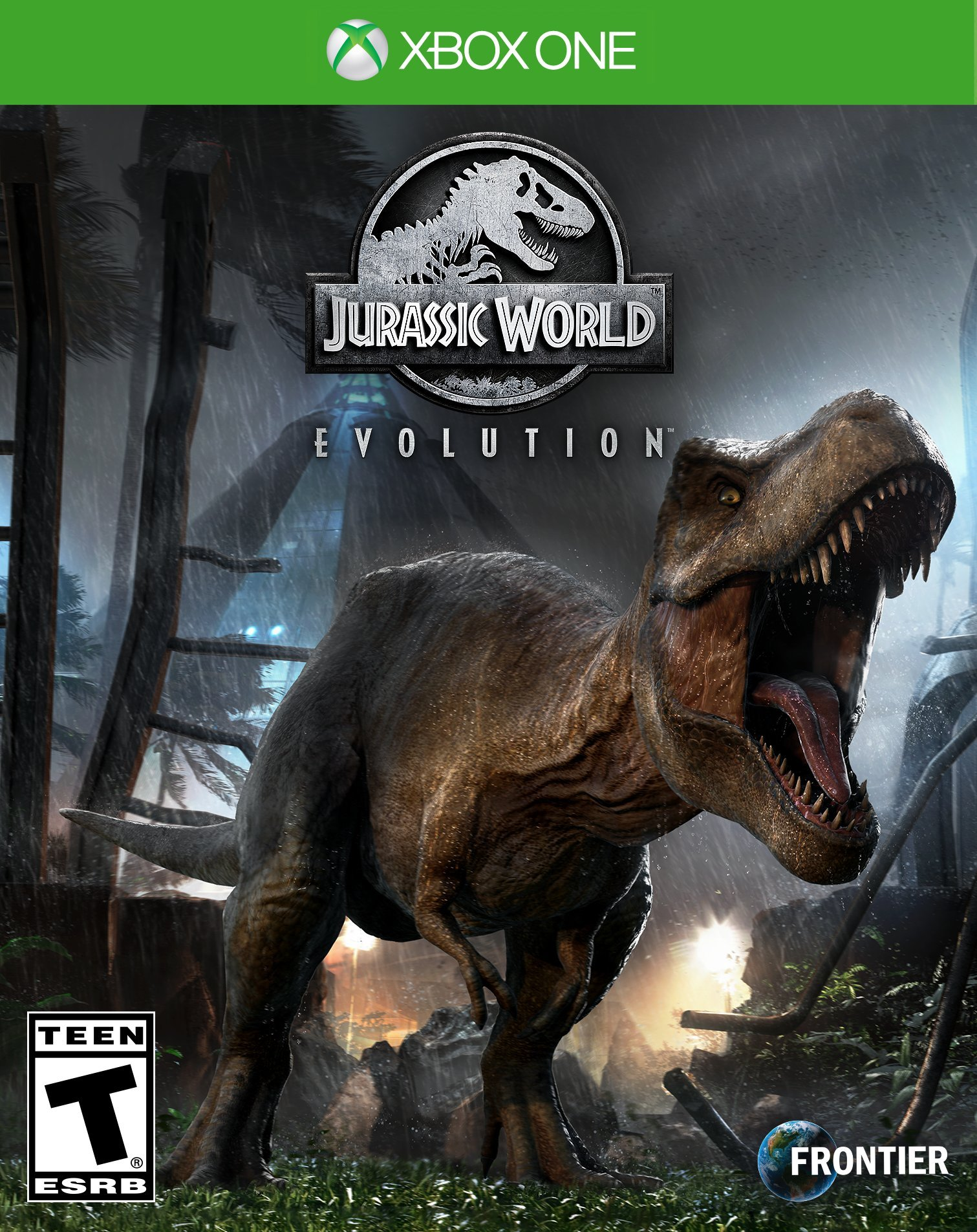 Jurassic World Evolution Release Date Xbox One Ps4