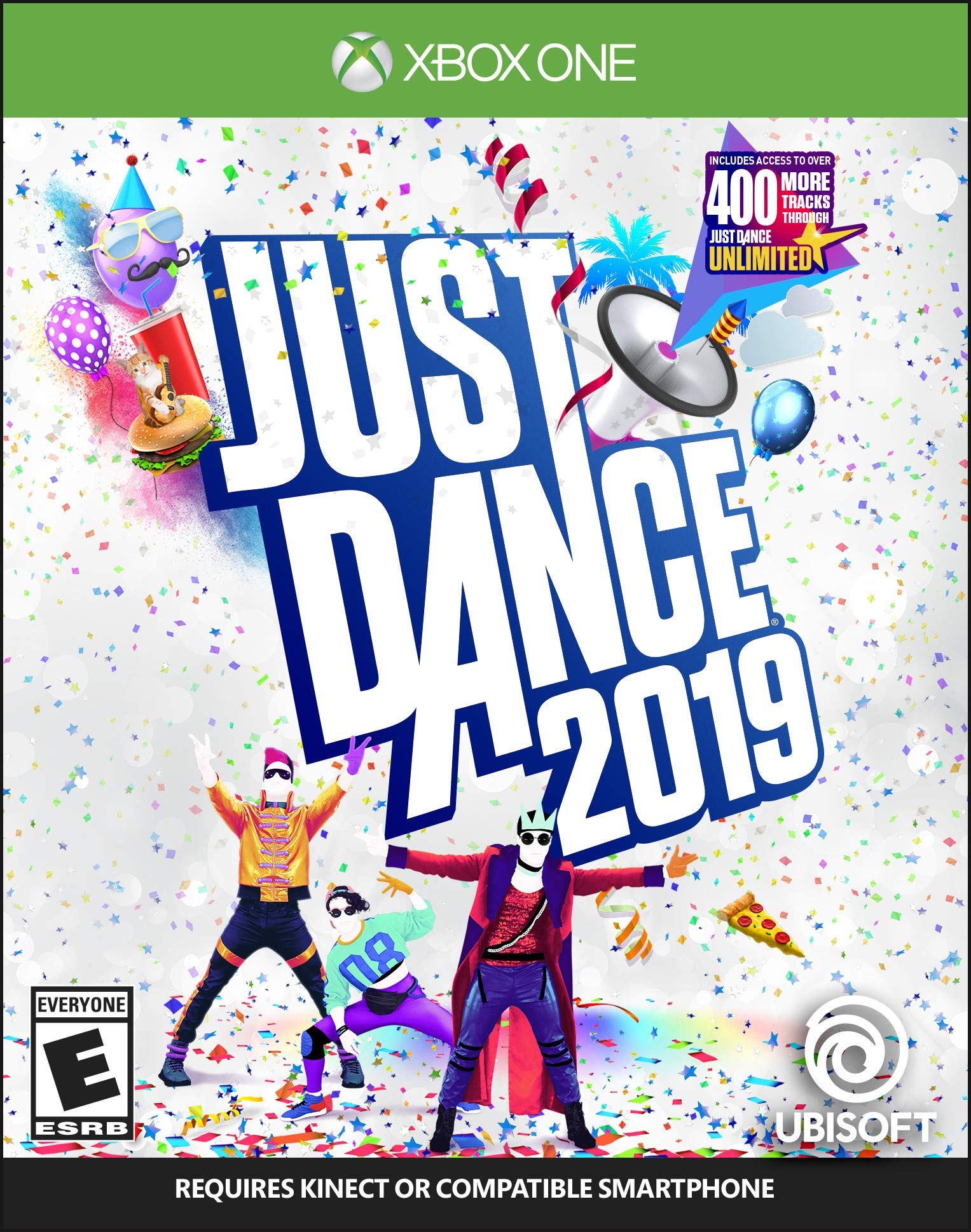 Just Dance 2019 Release Date (Xbox 360, Wii, Wii U, Xbox One, PS4