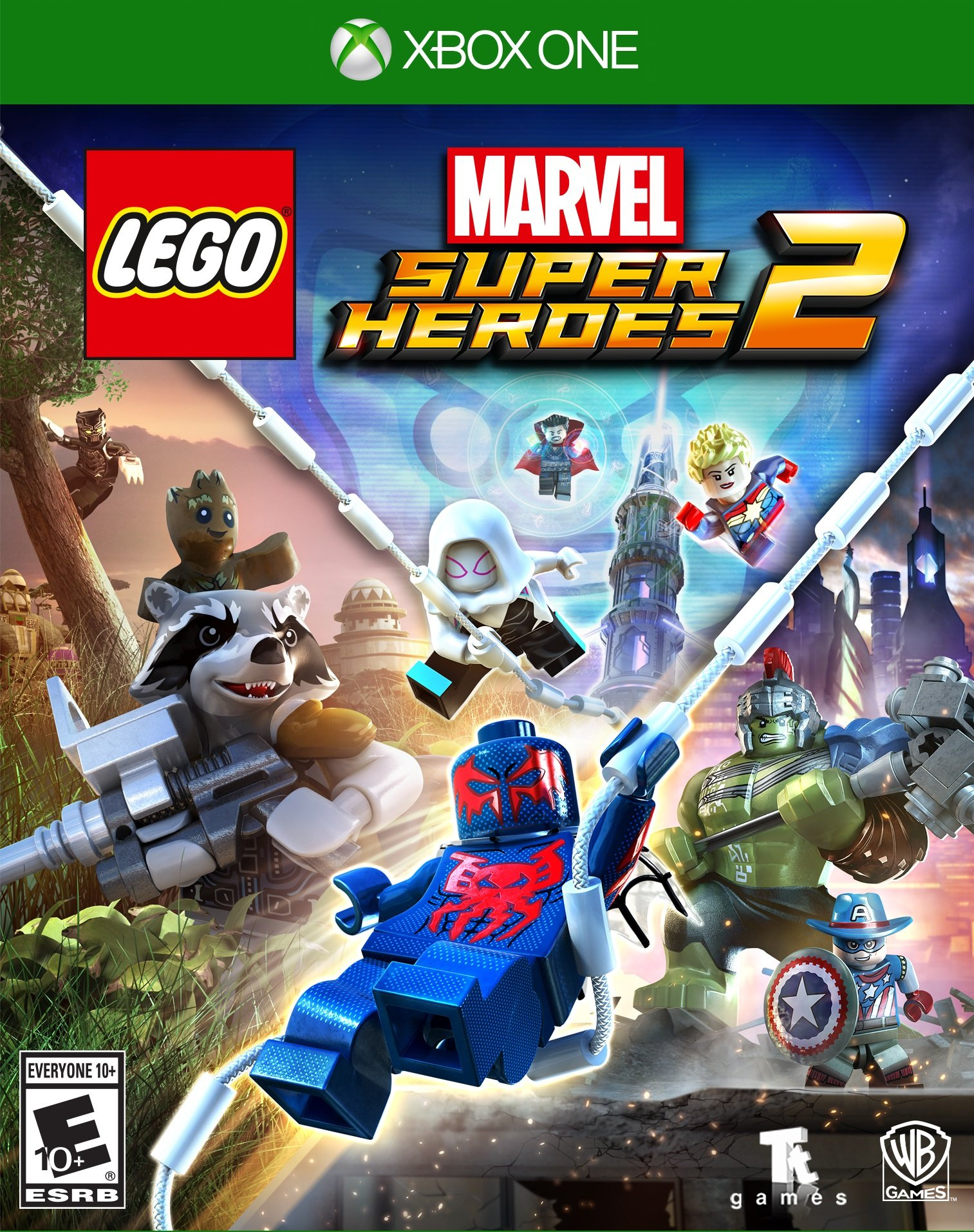 Mario Kart 8 Deluxe Release Date >> LEGO Marvel Superheroes 2 Release Date (Xbox One, PS4, Switch)