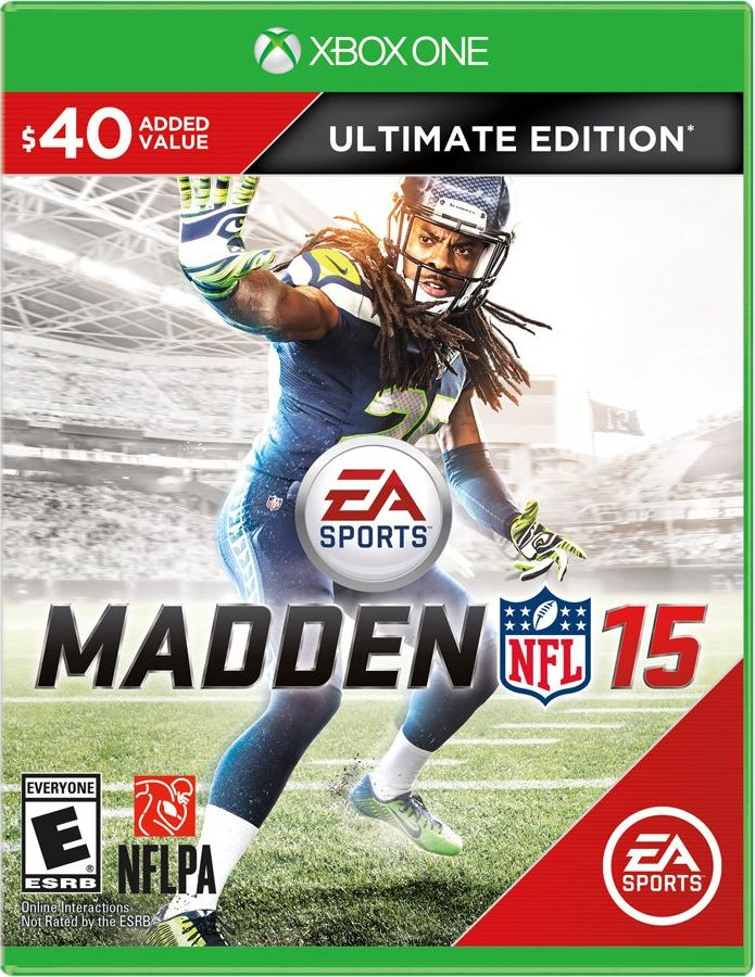 Madden nfl 15 ultimate edition release date xbox 360 ps3 xbox one