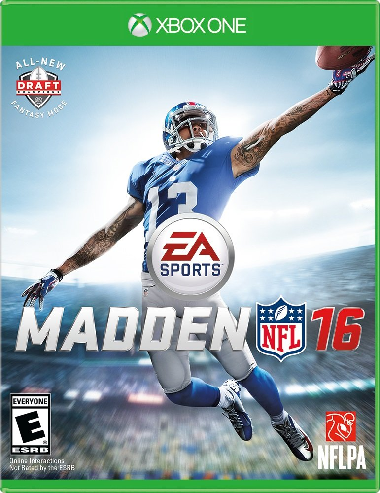 Madden NFL 16 Release Date (Xbox 360, PS3, Xbox One, PS4)