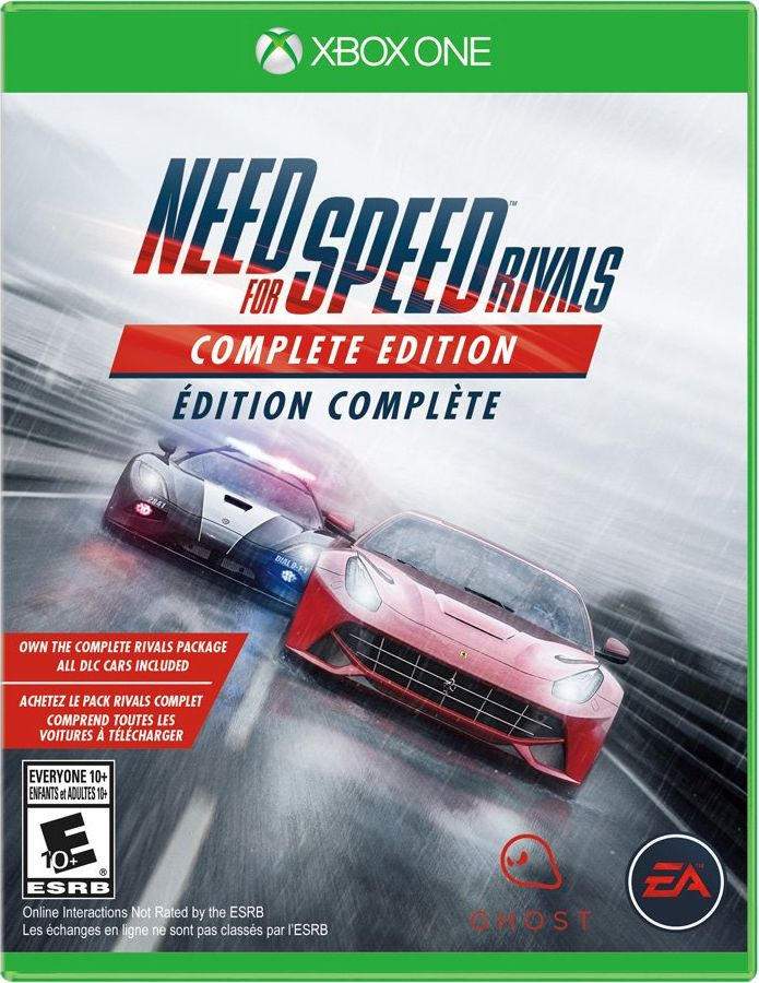 need for speed rivals complete edition release date xbox. Black Bedroom Furniture Sets. Home Design Ideas
