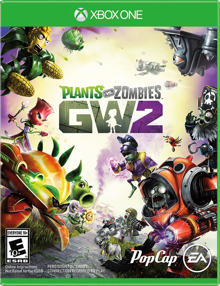 Charming Plants Vs. Zombies Garden Warfare 2. PC Release Date. February 23, 2016.  UPC: 014633735116. Unavail · $20.76 · Cover Pictures