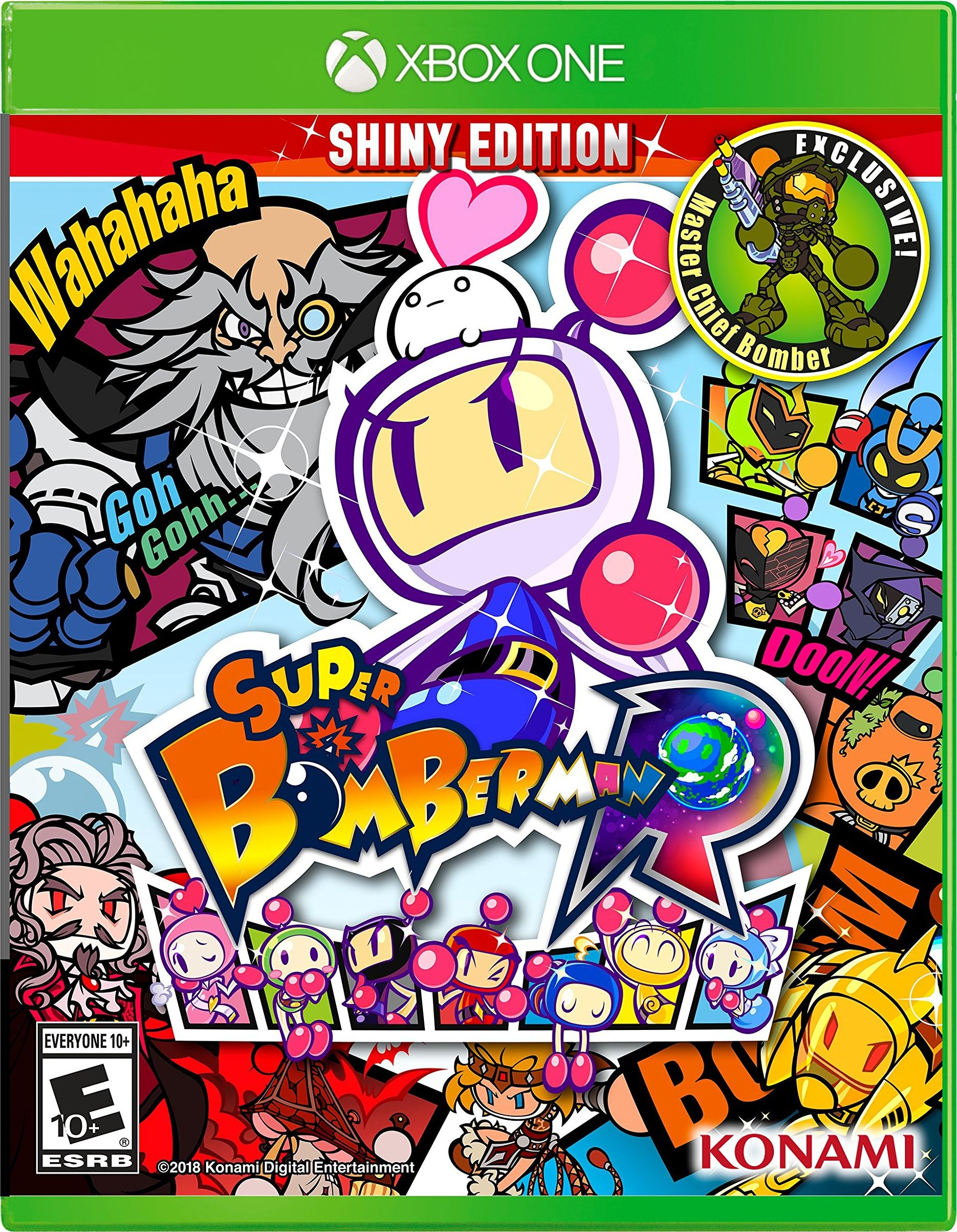 Super Bomberman R Release Date Xbox One Ps4 Switch Switchsuper Cover