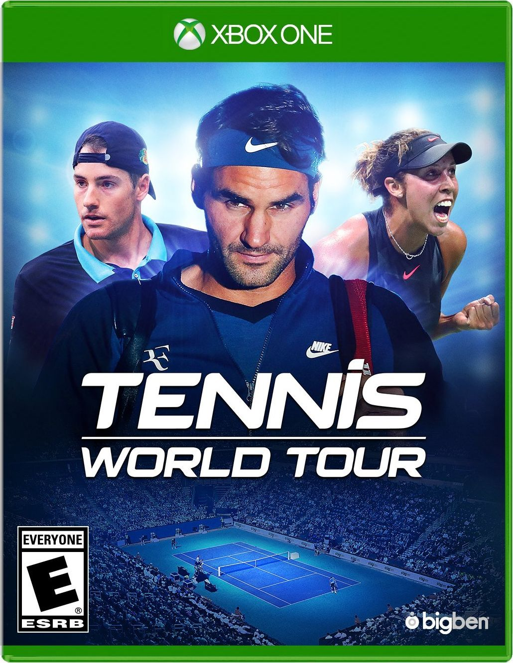 tennis world tour release date  switch  pc  xbox one  ps4