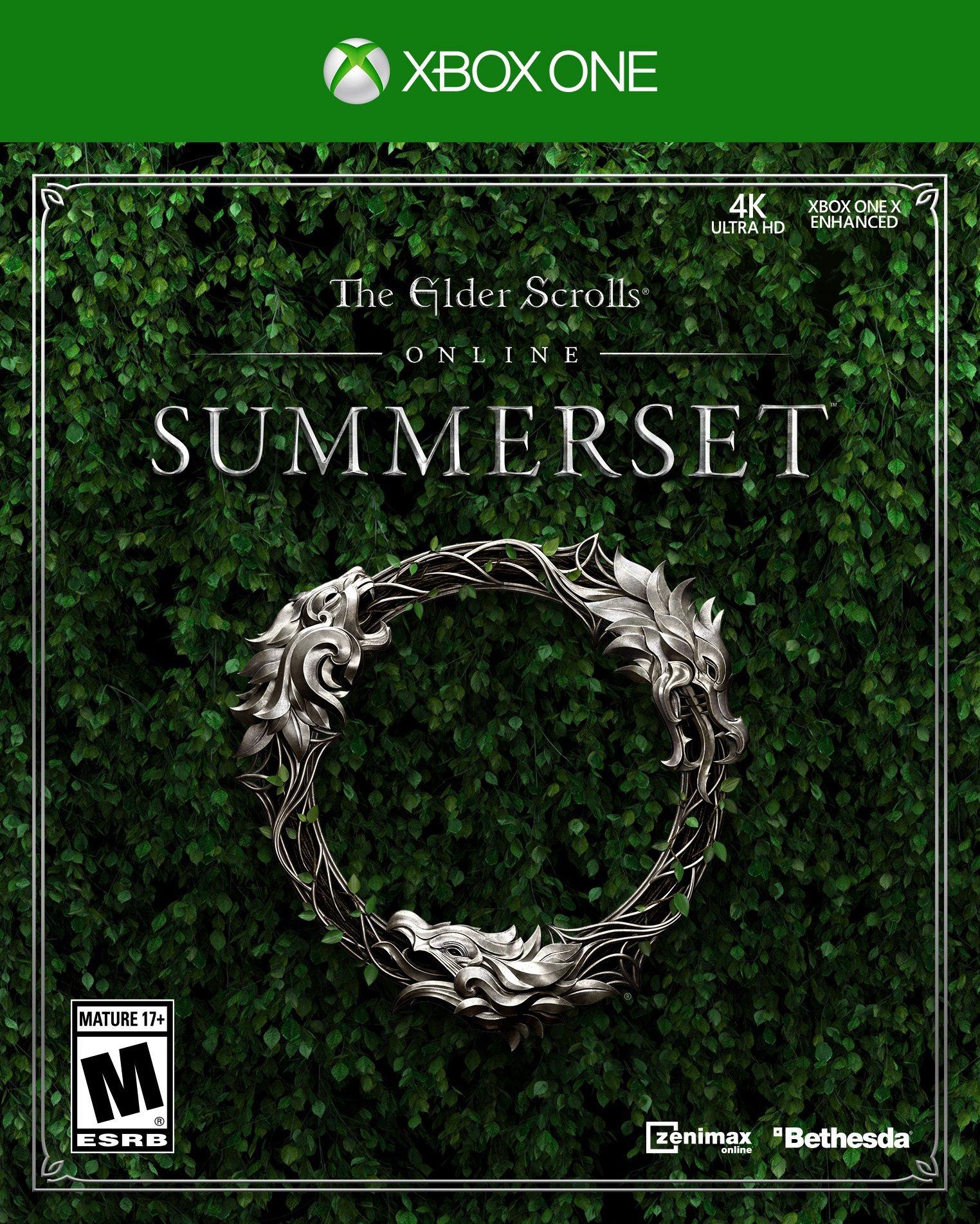 Release date for the elder scrolls online