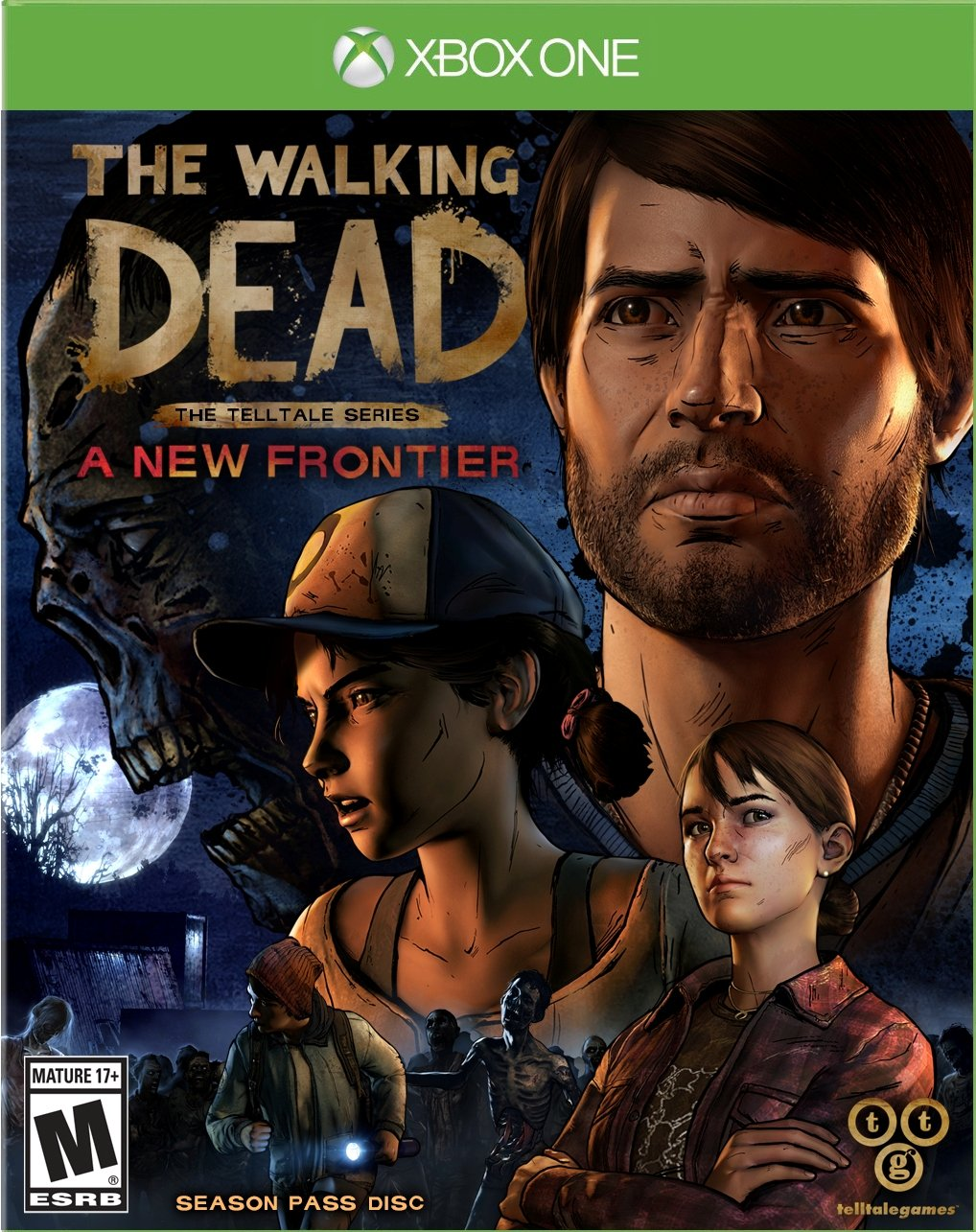 The Walking Dead: The Telltale Series A New Frontier ...