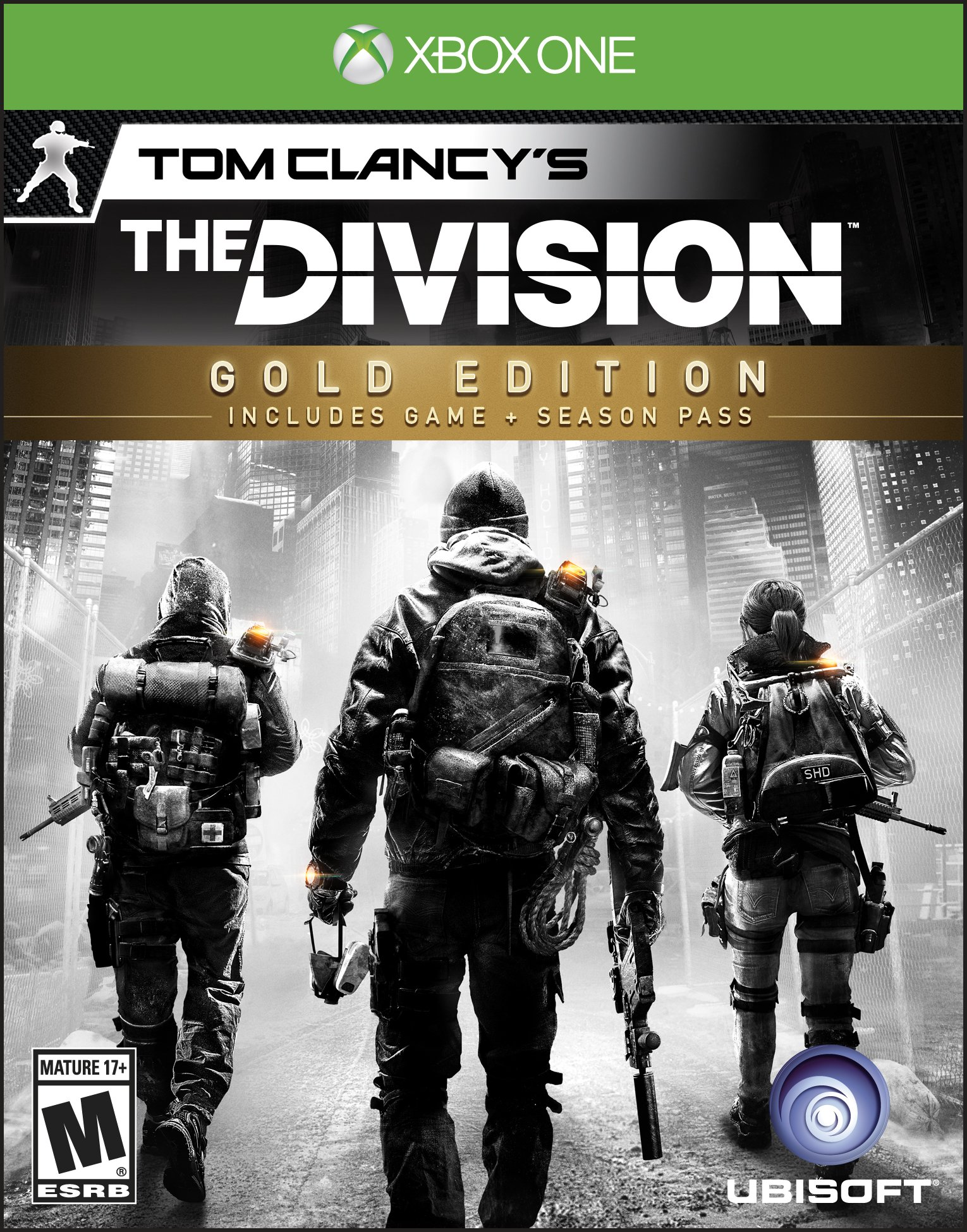 Tom clancy division release date in Australia