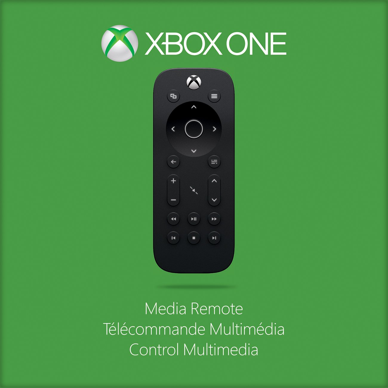 Xbox One Media Remote Release Date (Xbox One)