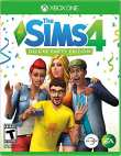 The Sims 4 Deluxe Party Edition Xbox One release date