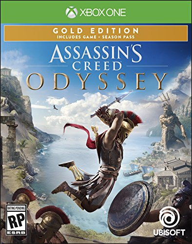 Assassin's Creed Odyssey Gold Steelbook Edition
