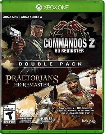 Deep Silver Commandos 2 & Praetorians: HD Remastered Double Pack