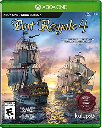 Deep Silver Port Royale 4