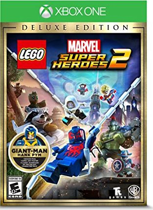 LEGO Marvel Superheroes 2 Deluxe Release Date (Xbox One, PS4, Switch)