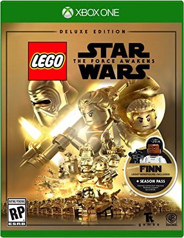 LEGO Star Wars: Force Awakens DE