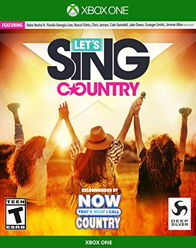 Let's Sing Country 2-Mic Bundle Edition