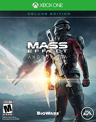 Mass Effect Andromeda Deluxe