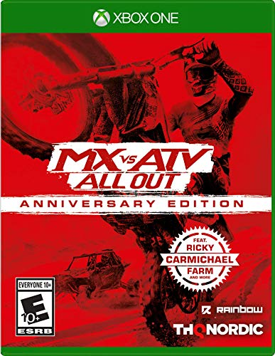 Mx Vs ATV All Out: Anniversary Edition