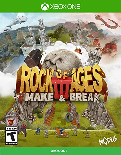 Rock of Ages 3: Make & Break (Xb1)