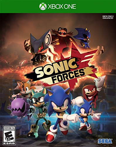 Sega of America Sonic Forces Standard Edition