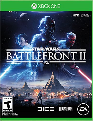 Star Wars Battlefront II Release Date (Xbox One, PS4)