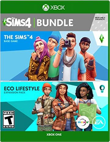The Sims 4 Plus Eco Lifestyle Bundle