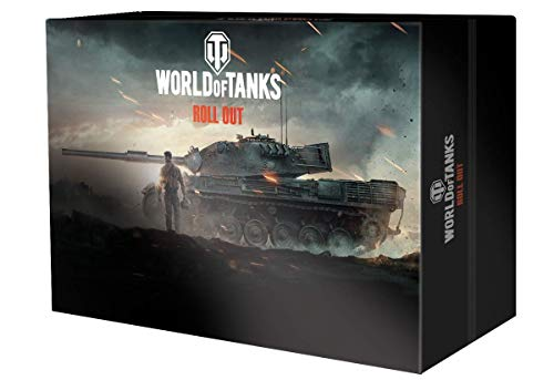 The World of Tanks Roll Out Collector's Edition