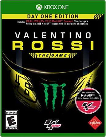 Valentino Rossi Release Date (Xbox One, PS4)