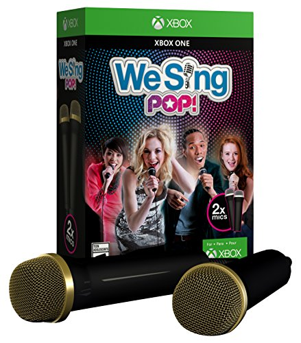 We Sing Pop! 2-Mic Xbox One Bundle Edition