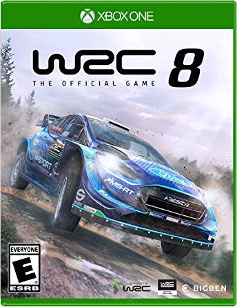 WRC 8: FIA World Rally Championship